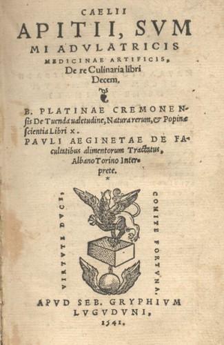 Apicius (public domain)