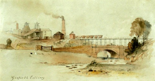 gosforth colliery