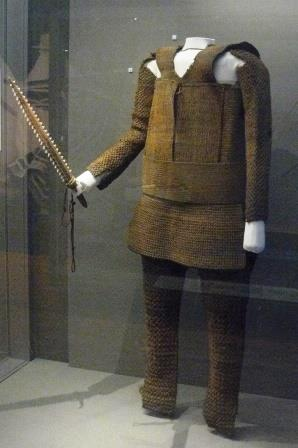 NEWHM : C730-733, Coconut fibre armour, Kiribati