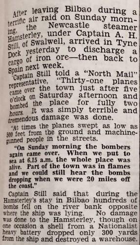 June 19 p3 hamsterley air raid Bilbao
