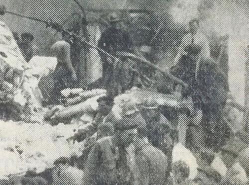 bilbao ruins skipper's war pic detail June 29