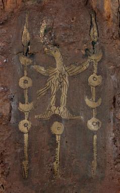 Decorated Roman sword