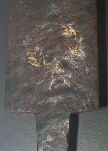Roman decorated sword
