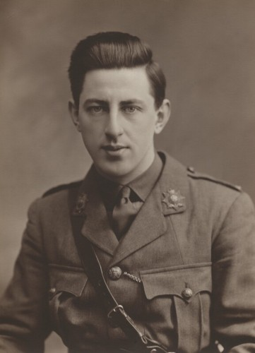 Paul Nash by Bassano Ltd, 29 April 1918, NPG x4084 © National Portrait Gallery, London https://creativecommons.org/licenses/by-nc-nd/3.0/