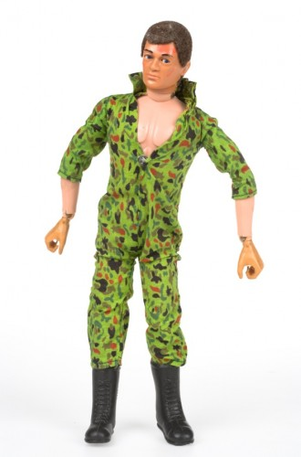 Action Man doll (TWCMS 2006.6175 (2))