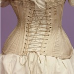 1860s corset (TWCMS: G1054)
