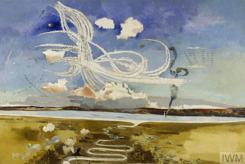 Battle of Britain (Art.IWM ART LD 1550) . Copyright: © IWM. http://www.iwm.org.uk/collections/item/object/20102