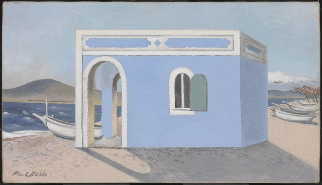 Blue House on the Shore about 1930-1 Paul Nash 1889-1946 © Tate, London 2016
