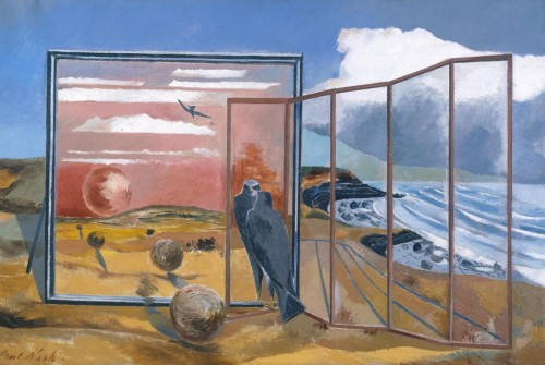 Landscape from a Dream 1936-8 Paul Nash 1889-1946 Tate, London. Photo © Tate, London, 2016