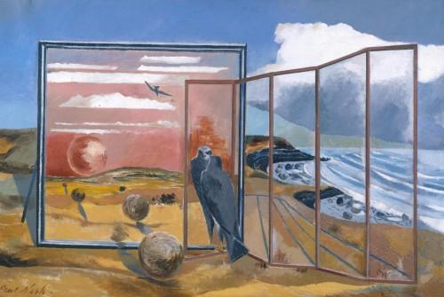 Landscape from a Dream 1936-8 Paul Nash 1889-1946 Tate, London. Photo © Tate, London, 2016