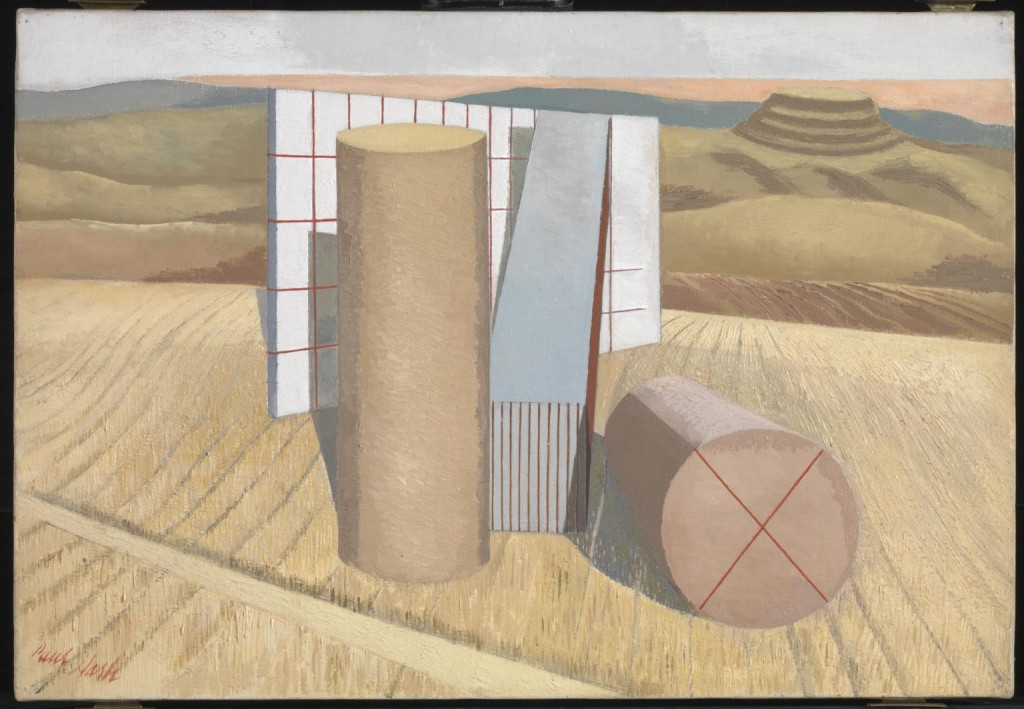 Equivalents for the Megaliths 1935 Paul Nash 1889-1946 © Tate, London 2016