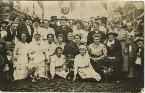 Gloucester Road Victory Tea, 4 August 1919