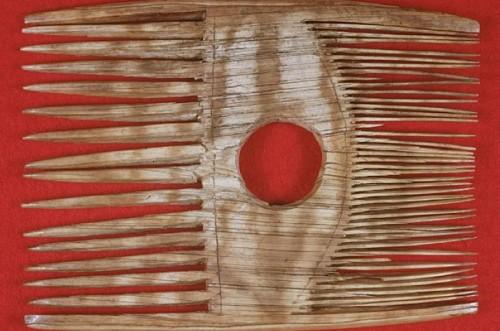 St. Cuthbert's comb