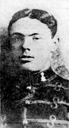 Herbert George Columbine VC